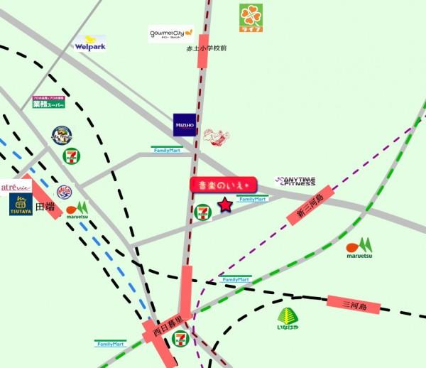 田端MAP
