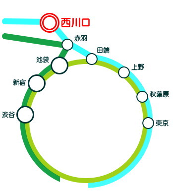 京浜東北線 西川口 防音 レンタルスタジオ  楽器可 ドラム も 演奏 できちゃいます