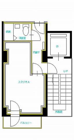京浜東北線 西川口 防音 レンタルスタジオ  楽器可 バンド も 演奏  可能な広さ