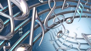 music-notes-metal-music-2560x1440