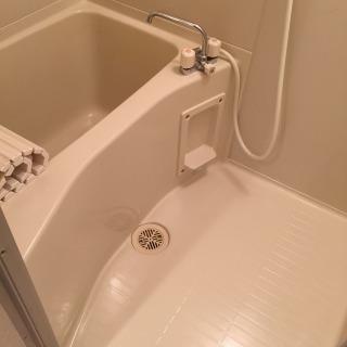 24時間演奏 防音 マンション カンタービレ横浜のお風呂 洗面台が別なのが良いですよね