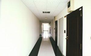 座間市 防音賃貸物件ザマムジークハウス 女性も安心綺麗な内廊下