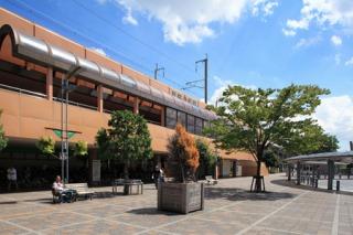 戸田公園駅は再開発されて福祉施設も充実、お店もたくさんあります。