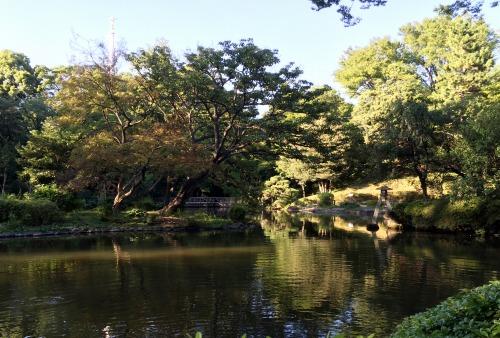 『有栖川DUPLEX』 都会のオアシス 有栖川宮記念公園。物件か歩いてすぐです。都会にいても緑の多い場所に住みたい、散歩が大好き、そんな方にピッタリの環境。