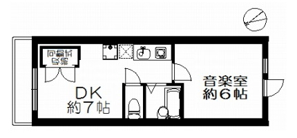 文京区 楽器可 賃貸マンション 「モデラート」 グランドピアノ 声楽 フルート ヴァイオリン