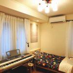 楽器 演奏 物件 なのに、ホテルのようなステキな部屋 ♡ 限定3名様は、ためし住みもできちゃう♪