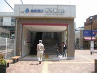 西武新宿線 野方駅 南口 から出ます♪