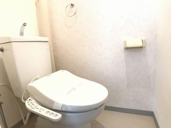 テレパレス所沢 トイレ