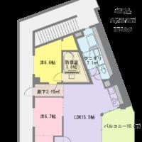 千葉県柏市の防音室賃貸マンション