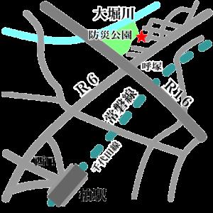 柏市 地図
