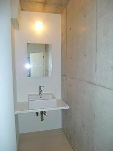 京成線 防音室 付き賃貸マンション 金線0043号室 の室内写真 独立洗面台