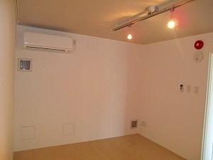京成線 防音室 付き賃貸マンション 金線0043号室 の室内写真 防音室内2
