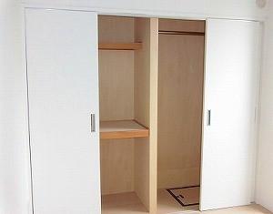 京成線 防音室 付き賃貸マンション 金線0043号室 の室内写真3 収納