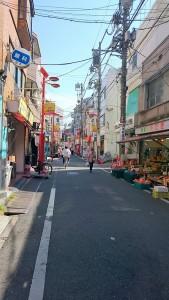 野方カンタービレ のある野方駅前商店街2