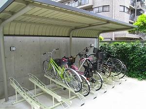 京成線 防音室 付き賃貸マンション 金線の駐輪場 1台まで無料★