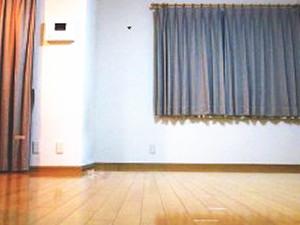 楽器演奏 可の広い部屋 東急 旗の台 ひろびろ リビング