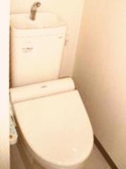 アーツ菊川・室内トイレ