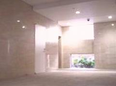 アーツ菊川・エントランスホール
