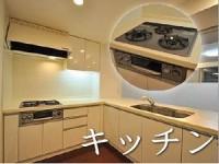 ブランボアージュ広尾・キッチン