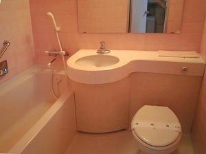 ベルソーネ目白・お風呂とトイレ