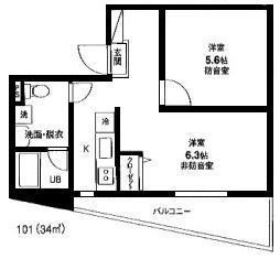 カンタービレ横浜101