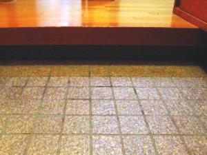 楽器演奏 可の広い部屋 東急 旗の台 広い玄関