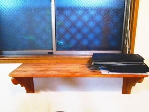 楽器演奏 可の広い部屋 東急 旗の台 キッチン 棚