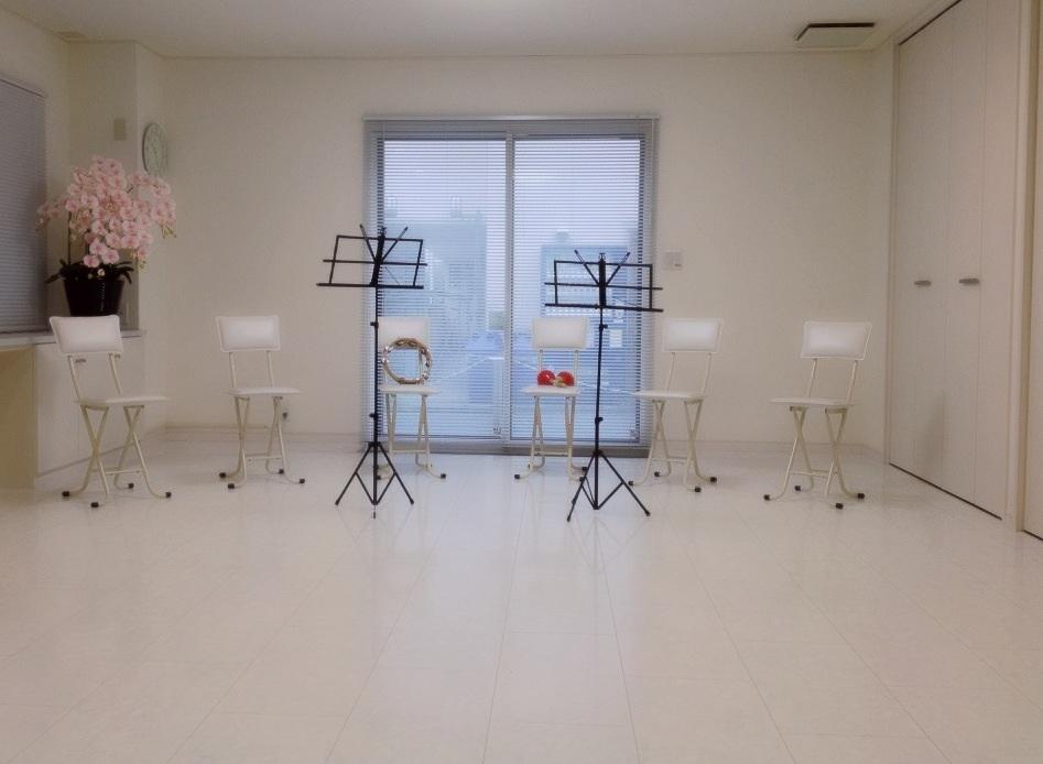 高円寺にあるスタジオ