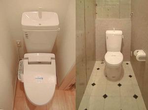 メロディア原宿・トイレ2箇所