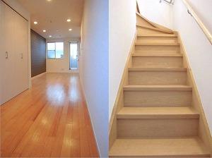 メロディア原宿・201階段