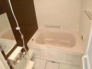 メゾンオルテ・バスルーム
