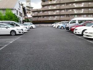 ミュージション下赤塚 ミュージシャン用 駐車場