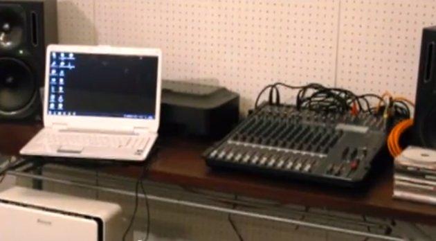 京浜東北線・西川口駅にある音楽スタジオ