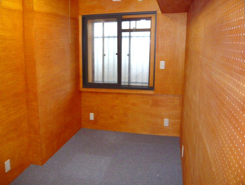 防音室付分譲賃貸 東所沢にある3LDK10万円!! 一室のみの特別室 ...
