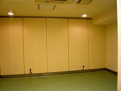 世田谷Bスタジオ室内写真