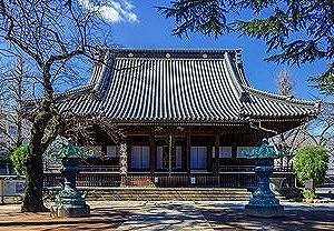 東京芸大 上野学園 に近い JR 山手線 京浜東北線 銀座線の 上野 音楽マンション の近くの神社