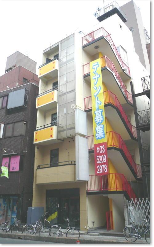 西川口防音スタジオの外観
