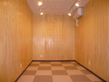 バンド練習楽器演奏音楽教室ッ利用可能なプライベート貸しスタジオ  音部屋中野スタジオ  Aスタジオ室内写真