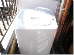 パレス205洗濯機