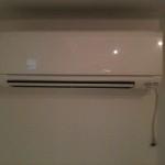 リビングエアコン、防音室エアコンに標準装備。入居時のご負担を軽減します。