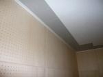 防音スタジオ・壁と天井