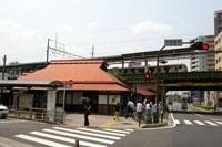 JR中央線  日野駅
