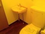 防音スタジオ・トイレ洗面