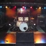 高円寺 ライブハウス ロサンゼルスクラブのステージ