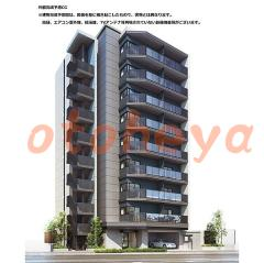 新築の楽器可相談 の 賃貸物件 1R 10.7万円の写真2